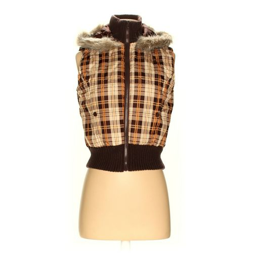 Ashley by 26 International Vest in size S at up to 95% Off - Swap.com