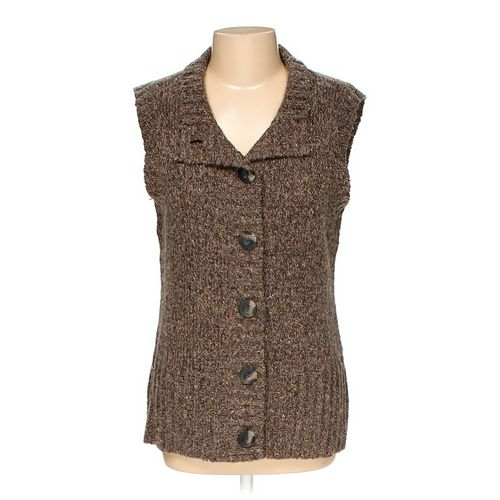 Charter Club Woman Vest in size L at up to 95% Off - Swap.com