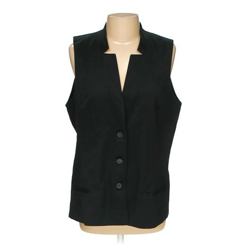 Chico's Vest in size 12 at up to 95% Off - Swap.com