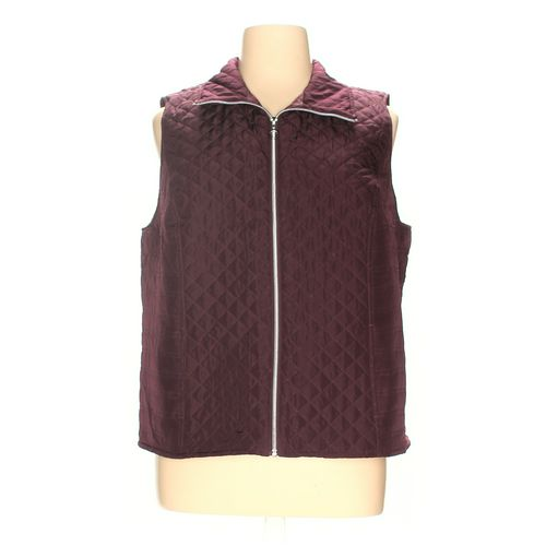 CJ Banks Vest in size 1X at up to 95% Off - Swap.com