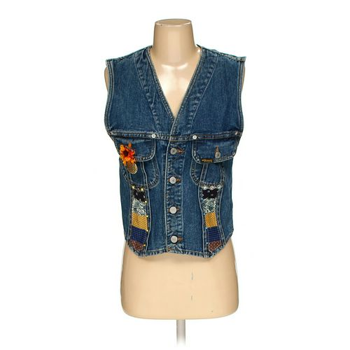 Claudio Agnelli Vest in size S at up to 95% Off - Swap.com