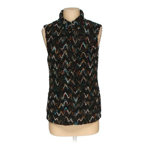Coldwater Creek Vest in size S at up to 95% Off - Swap.com