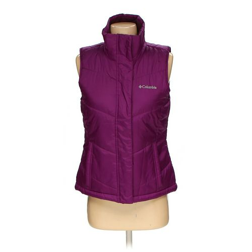 Columbia Sportswear Company Vest in size XS at up to 95% Off - Swap.com