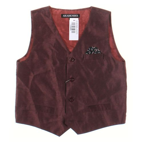 Akademiks Vest in size 8 at up to 95% Off - Swap.com