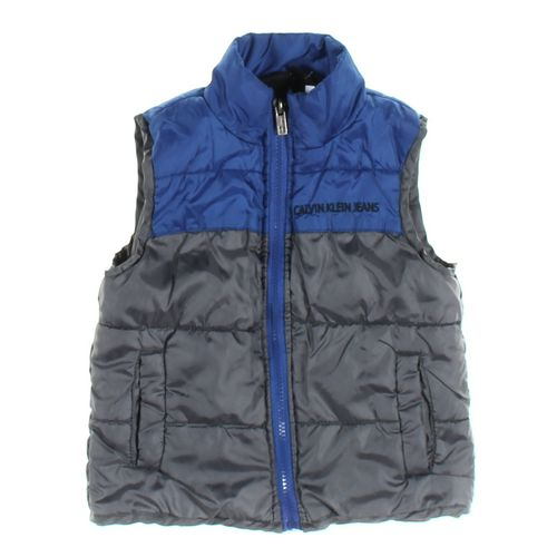 Calvin Klein Vest in size 2/2T at up to 95% Off - Swap.com
