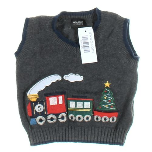 Holiday Editions Vest in size 3 mo at up to 95% Off - Swap.com