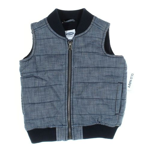 Old Navy Vest in size 18 mo at up to 95% Off - Swap.com