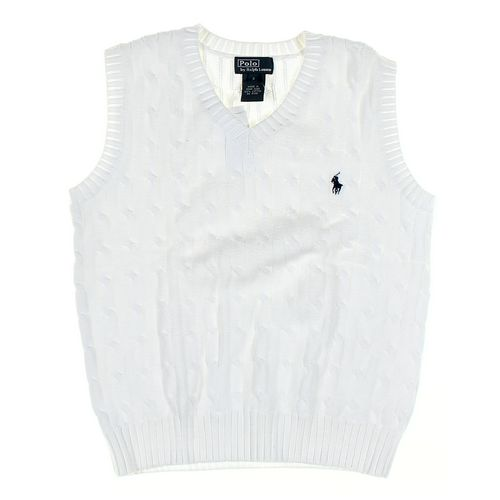 Polo by Ralph Lauren Vest in size 7 at up to 95% Off - Swap.com