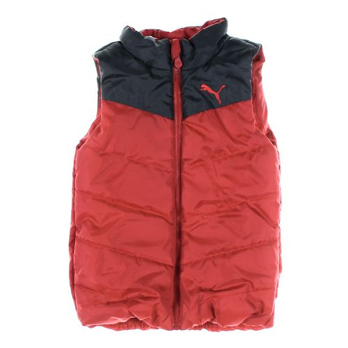 Puma Vest in size 7 at up to 95% Off - Swap.com