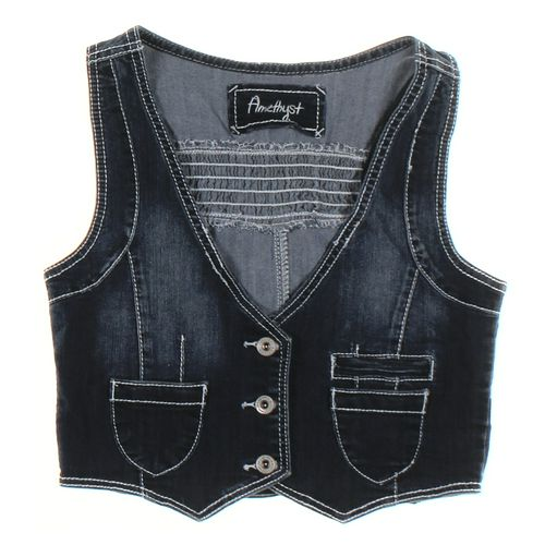 Amethyst Vest in size JR 3 at up to 95% Off - Swap.com