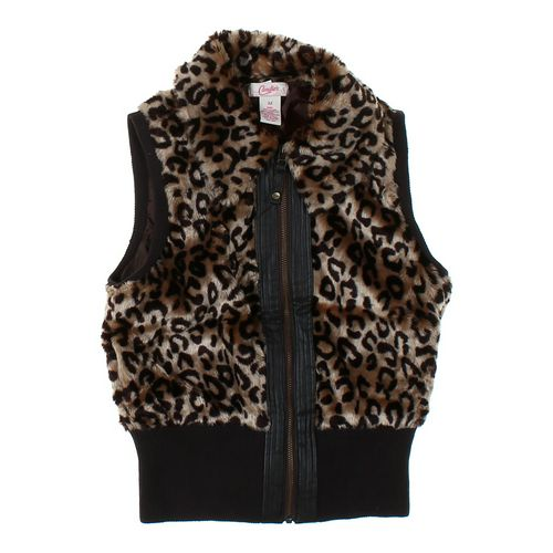 Candie's Vest in size JR 7 at up to 95% Off - Swap.com