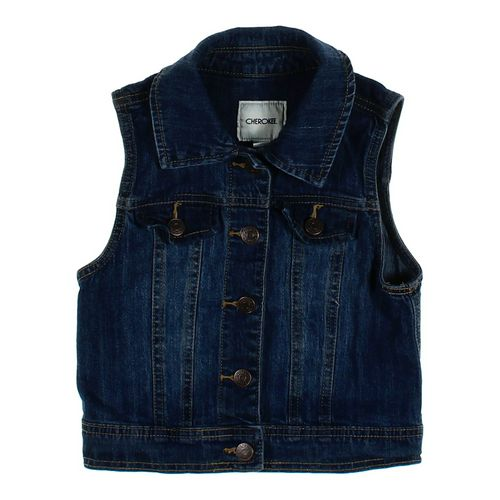 Cherokee Vest in size 7 at up to 95% Off - Swap.com