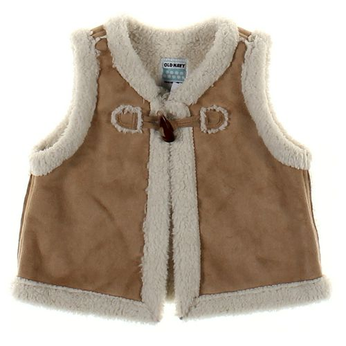 Old Navy Vest in size 12 mo at up to 95% Off - Swap.com
