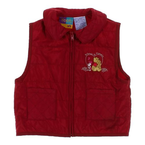 Pooh Vest in size 24 mo at up to 95% Off - Swap.com