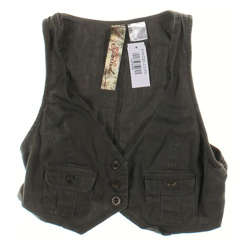 Spoiled Vest in size JR 7 at up to 95% Off - Swap.com