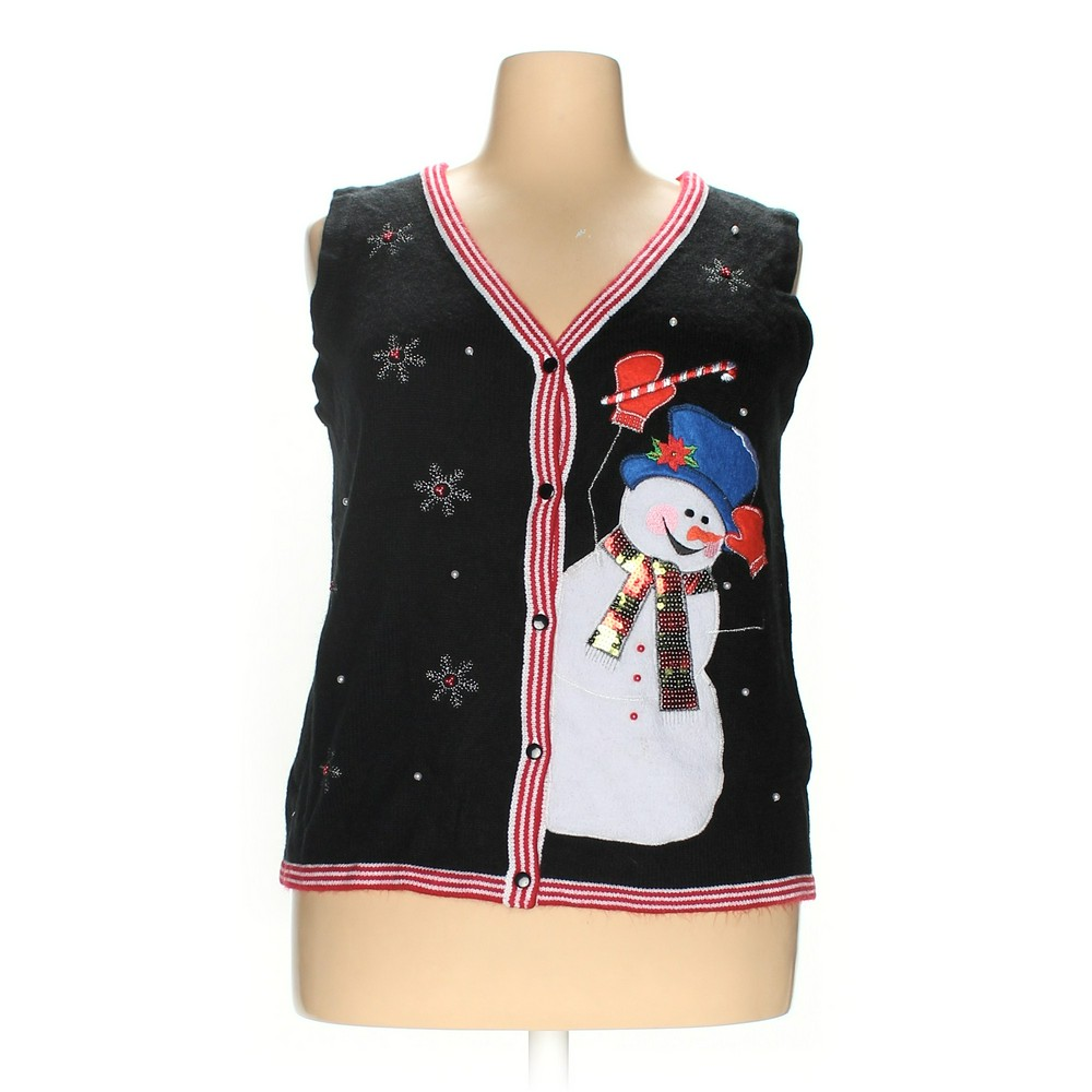 e46ce1553e7 Holiday Time Vest in size XXL at up to 95% Off - Swap.com
