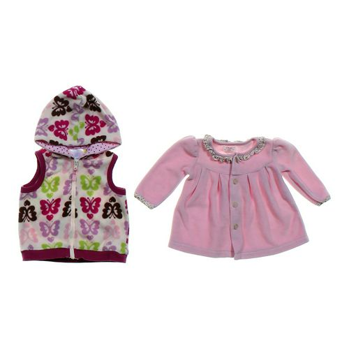 Small Wonders Vest & Hoodie Set in size 3 mo at up to 95% Off - Swap.com