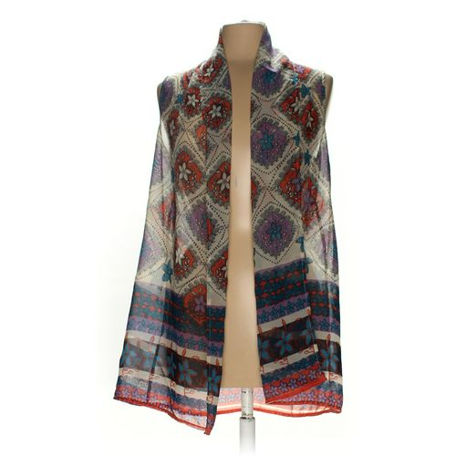 Lily White Vest in size M at up to 95% Off - Swap.com