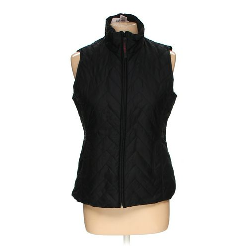 Liz & Co. Vest in size M at up to 95% Off - Swap.com