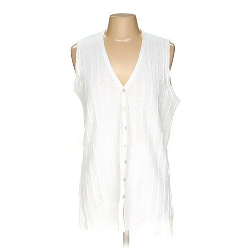 Moda International Vest in size M at up to 95% Off - Swap.com