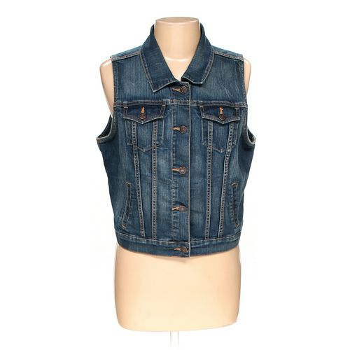 Old Navy Vest in size L at up to 95% Off - Swap.com