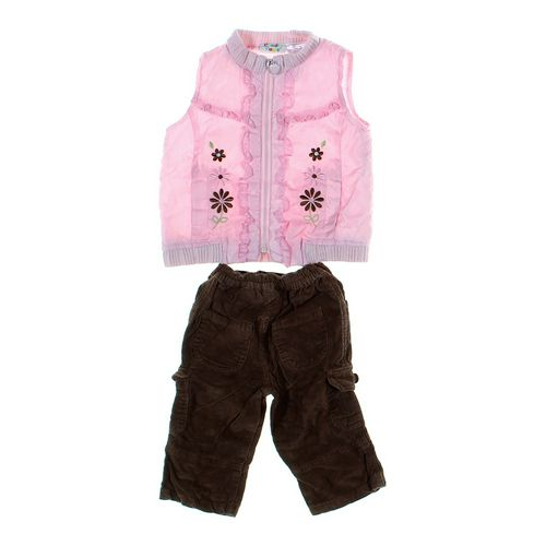 Cradle Togs Vest & Pants Set in size 12 mo at up to 95% Off - Swap.com