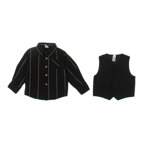 GEORGE Vest & Shirt Set in size 24 mo at up to 95% Off - Swap.com