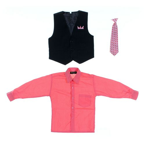 RAFAEL Vest & Shirt Set in size 5/5T at up to 95% Off - Swap.com