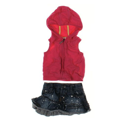 DKNY Vest & Skirt Set in size 3 mo at up to 95% Off - Swap.com