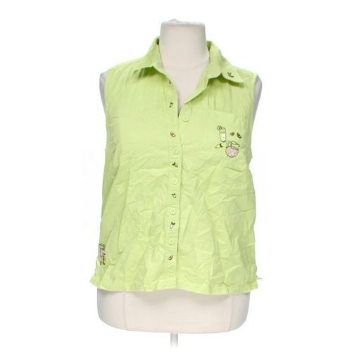 CJ Banks Vibrant Vest in size 1X at up to 95% Off - Swap.com