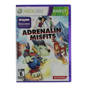 Video Game: Adrenalin Misfits - Xbox 360 for Sale on Swap.com