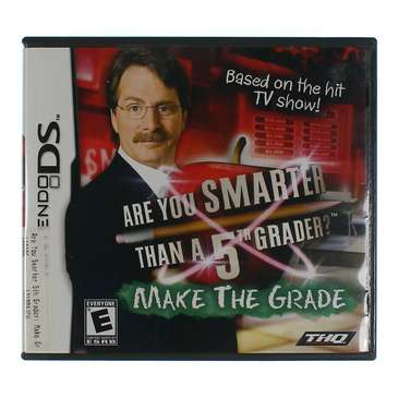 Video Game: Are you Smarter Than A 5th Grader? for Sale on Swap.com