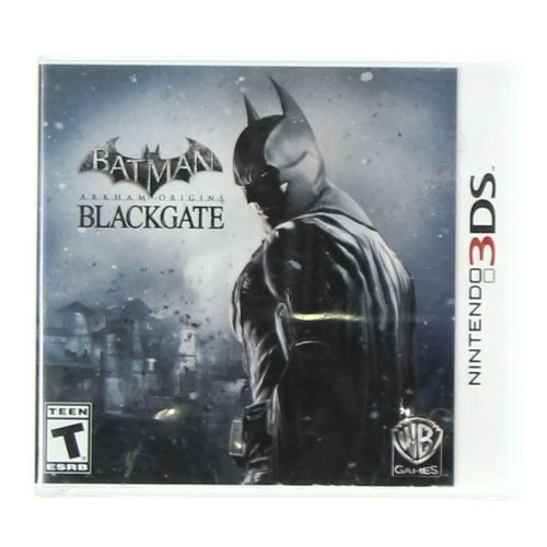 Nintendo 3DS Video Game: Batman Blackgate at up to 95% Off - Swap.com