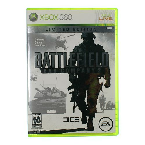 Electronic Arts Video Game: Battlefield: Bad Company 2 (Xbox 360) at up to 95% Off - Swap.com