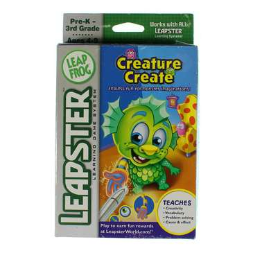 Video Game: Creature Create for Sale on Swap.com