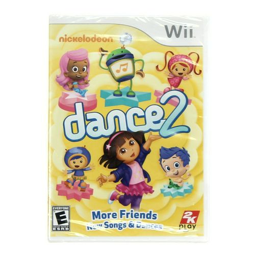 Wii Video Game: Dance 2 at up to 95% Off - Swap.com