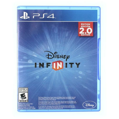 PlayStation 4 Video Game: Disney Infinity 2.0 Edition at up to 95% Off - Swap.com
