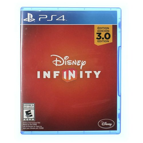 PlayStation 4 Video Game: Disney Infinity 3.0 PS4 Standalone Game Disc Only at up to 95% Off - Swap.com