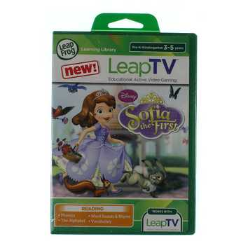 Video Game: Disney Sofia the First for Sale on Swap.com