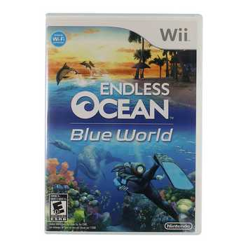 Video Game: Endless Ocean Blue World for Sale on Swap.com