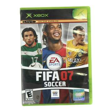 Video Game: Fifa Soccer 07 for Sale on Swap.com