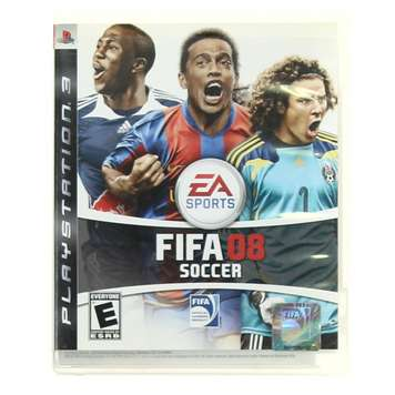 Video Game: Fifa Soccer 08 for Sale on Swap.com