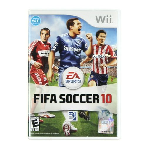Wii Video Game: Fifa Soccer 10 at up to 95% Off - Swap.com