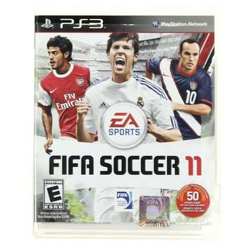 Video Game: FIFA Soccer 11 for Sale on Swap.com
