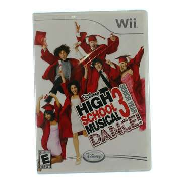 Video Game: High School Musical 3 Dance for Sale on Swap.com