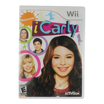 Video Game: iCarly - Nintendo Wii for Sale on Swap.com