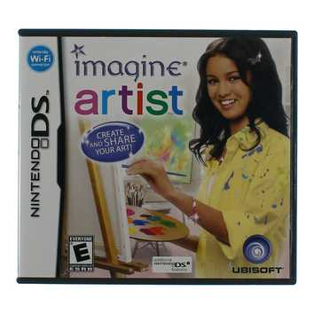 Video Game: Imagine Artist for Sale on Swap.com