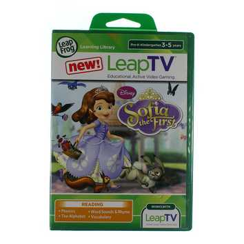 Video Game: Leap Frog: Sofia The First for Sale on Swap.com