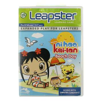 Video Game: LeapFrog Leapster Learning Game Ni Hao, Kai-lan for Sale on Swap.com