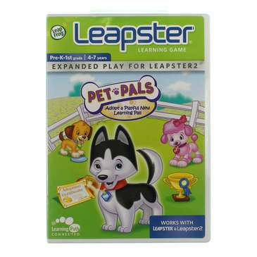 Video Game: LeapFrog Leapster Learning Game Pet Pals for Sale on Swap.com